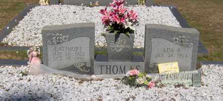 THOMAS, LATIMORE - Washington County, Louisiana | LATIMORE THOMAS - Louisiana Gravestone Photos