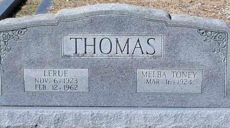 THOMAS, LERUE - Washington County, Louisiana   LERUE THOMAS - Louisiana Gravestone Photos