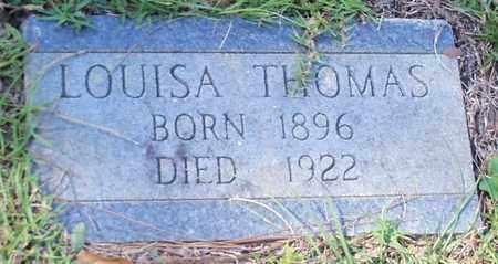 THOMAS, LOUISA - Washington County, Louisiana   LOUISA THOMAS - Louisiana Gravestone Photos