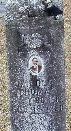 THOMAS, MILOUS - Washington County, Louisiana   MILOUS THOMAS - Louisiana Gravestone Photos