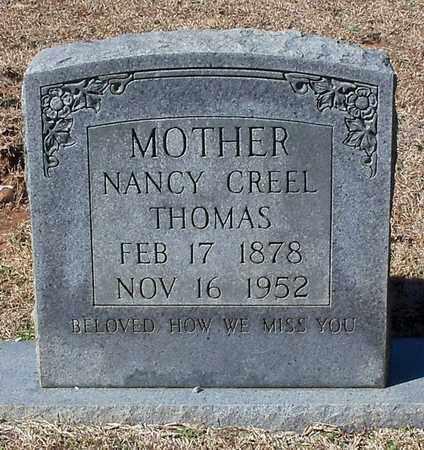 THOMAS, NANCY - Washington County, Louisiana | NANCY THOMAS - Louisiana Gravestone Photos