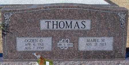 THOMAS, OGDEN O - Washington County, Louisiana | OGDEN O THOMAS - Louisiana Gravestone Photos