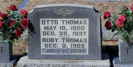 THOMAS, OTTO - Washington County, Louisiana | OTTO THOMAS - Louisiana Gravestone Photos