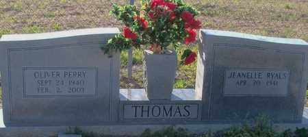 THOMAS, OLIVER PERRY - Washington County, Louisiana | OLIVER PERRY THOMAS - Louisiana Gravestone Photos