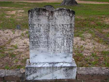 THOMAS, O P - Washington County, Louisiana   O P THOMAS - Louisiana Gravestone Photos