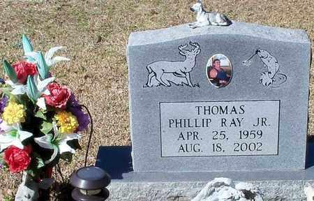 THOMAS, PHILLIP RAY JR - Washington County, Louisiana | PHILLIP RAY JR THOMAS - Louisiana Gravestone Photos