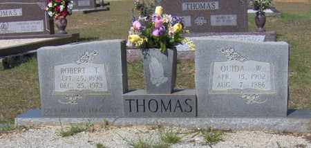 THOMAS, OUIDA - Washington County, Louisiana | OUIDA THOMAS - Louisiana Gravestone Photos