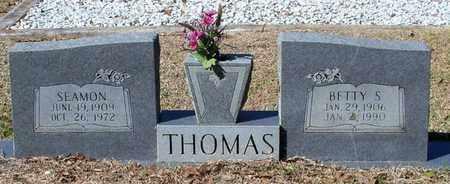 THOMAS, SEAMON - Washington County, Louisiana   SEAMON THOMAS - Louisiana Gravestone Photos
