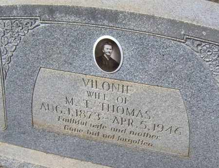 THOMAS, VILONIE - Washington County, Louisiana | VILONIE THOMAS - Louisiana Gravestone Photos