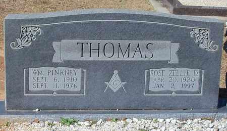 THOMAS, ROSE ZELLIE D - Washington County, Louisiana   ROSE ZELLIE D THOMAS - Louisiana Gravestone Photos