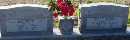 THOMAS, WESLEY - Washington County, Louisiana | WESLEY THOMAS - Louisiana Gravestone Photos