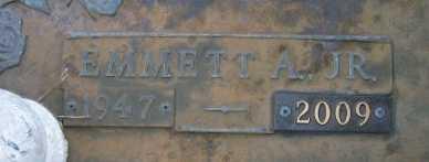 VARNADO, EMMETT A, JR (CLOSEUP) - Washington County, Louisiana | EMMETT A, JR (CLOSEUP) VARNADO - Louisiana Gravestone Photos