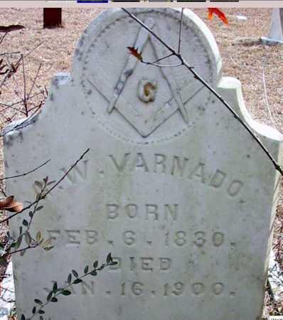 VARNADO, GEORGE WASHINGTON, DR  (VETERAN  CSA) - Washington County, Louisiana   GEORGE WASHINGTON, DR  (VETERAN  CSA) VARNADO - Louisiana Gravestone Photos