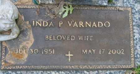 VARNADO, LINDA P - Washington County, Louisiana   LINDA P VARNADO - Louisiana Gravestone Photos