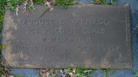 VARNADO, AUGUST E (VETERAN WWII) - Washington County, Louisiana | AUGUST E (VETERAN WWII) VARNADO - Louisiana Gravestone Photos