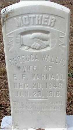 VARNADO, REBECCA - Washington County, Louisiana | REBECCA VARNADO - Louisiana Gravestone Photos
