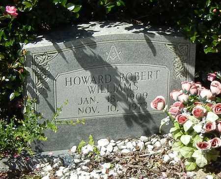 WILLIAMS, HOWARD ROBERT - Washington County, Louisiana | HOWARD ROBERT WILLIAMS - Louisiana Gravestone Photos