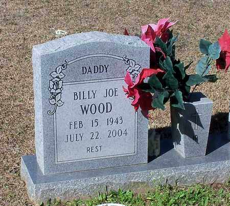 WOOD, BILLY JOE - Washington County, Louisiana | BILLY JOE WOOD - Louisiana Gravestone Photos