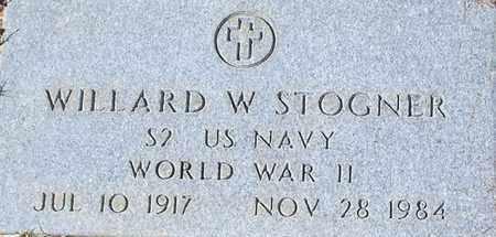 STOGNER, WILLARD WARREN (VETERAN WWII) - Washington County, Louisiana | WILLARD WARREN (VETERAN WWII) STOGNER - Louisiana Gravestone Photos