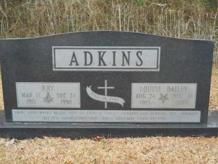 ADKINS, RAY - Webster County, Louisiana | RAY ADKINS - Louisiana Gravestone Photos