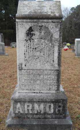 ARMOR, MARY JOSEPHINE - Webster County, Louisiana | MARY JOSEPHINE ARMOR - Louisiana Gravestone Photos