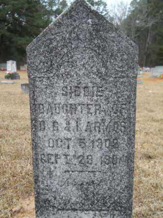 ARMOR, SIDDIE - Webster County, Louisiana   SIDDIE ARMOR - Louisiana Gravestone Photos