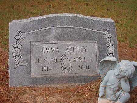 ASHLEY, EMMA - Webster County, Louisiana | EMMA ASHLEY - Louisiana Gravestone Photos
