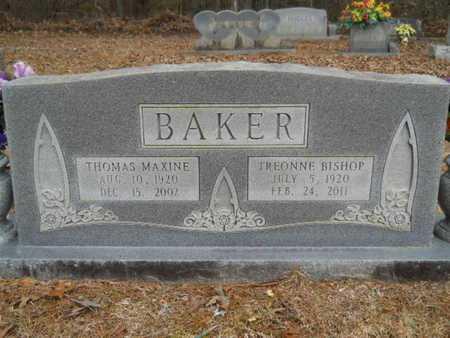 BAKER, TREONNE - Webster County, Louisiana | TREONNE BAKER - Louisiana Gravestone Photos