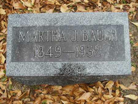 MORELAND BAUGH, MARTHA J - Webster County, Louisiana | MARTHA J MORELAND BAUGH - Louisiana Gravestone Photos