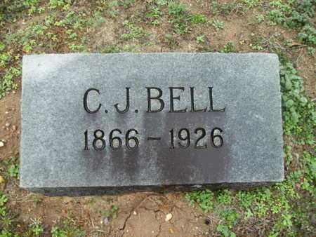 BELL, C J - Webster County, Louisiana   C J BELL - Louisiana Gravestone Photos