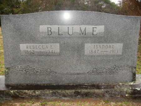 BLUME, REBECCA E - Webster County, Louisiana | REBECCA E BLUME - Louisiana Gravestone Photos