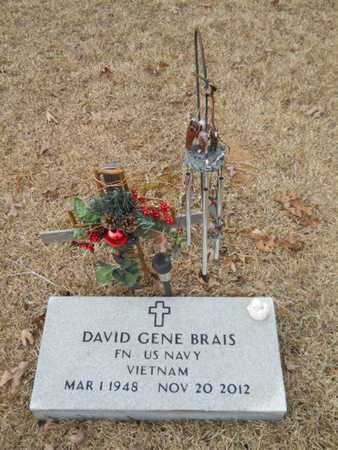 BRAIS, DAVID GENE (VETERAN VIET) - Webster County, Louisiana | DAVID GENE (VETERAN VIET) BRAIS - Louisiana Gravestone Photos