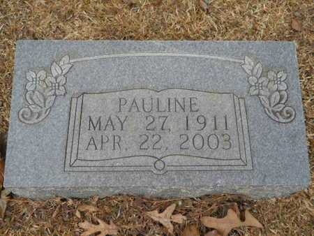 CAMP, PAULINE - Webster County, Louisiana | PAULINE CAMP - Louisiana Gravestone Photos