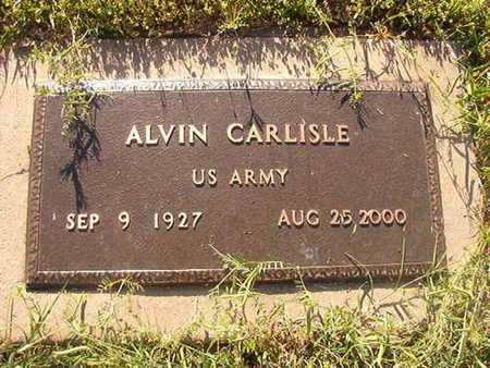 CARLISLE, ALVIN (VETERAN) - Webster County, Louisiana | ALVIN (VETERAN) CARLISLE - Louisiana Gravestone Photos