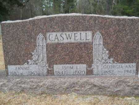 THOMPSON CASWELL, GEORGIA ANN - Webster County, Louisiana | GEORGIA ANN THOMPSON CASWELL - Louisiana Gravestone Photos