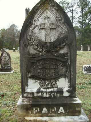 CHAFFE, CHARLES - Webster County, Louisiana | CHARLES CHAFFE - Louisiana Gravestone Photos