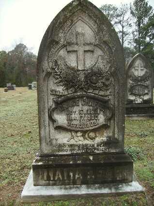 CHAFFE, GRACE - Webster County, Louisiana | GRACE CHAFFE - Louisiana Gravestone Photos