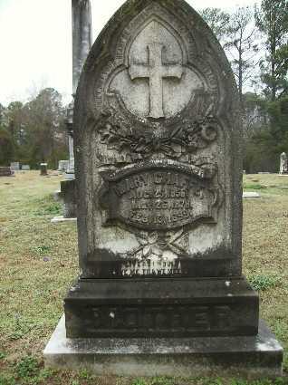 CHAFFE, MARY - Webster County, Louisiana   MARY CHAFFE - Louisiana Gravestone Photos