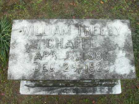 CHAFFE, WILLIAM TREEBY - Webster County, Louisiana | WILLIAM TREEBY CHAFFE - Louisiana Gravestone Photos