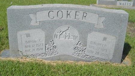 COKER, MAUREEN - Webster County, Louisiana   MAUREEN COKER - Louisiana Gravestone Photos