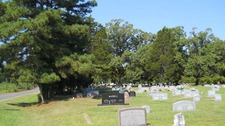 *COTTON VALLEY CEMETERY, OVERVIEW - Webster County, Louisiana | OVERVIEW *COTTON VALLEY CEMETERY - Louisiana Gravestone Photos