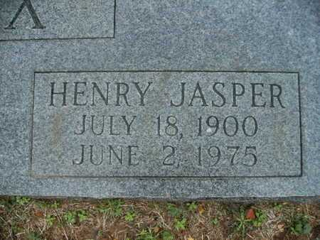 COX, HENRY JASPER (CLOSE UP) - Webster County, Louisiana | HENRY JASPER (CLOSE UP) COX - Louisiana Gravestone Photos