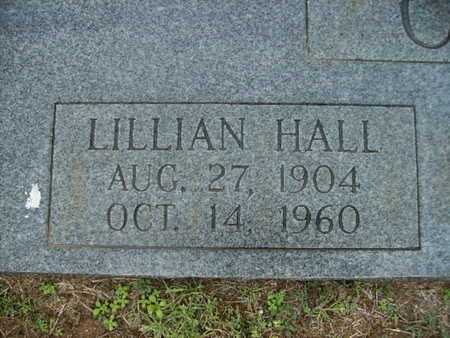 COX, LILLIAN (CLOSE UP) - Webster County, Louisiana | LILLIAN (CLOSE UP) COX - Louisiana Gravestone Photos