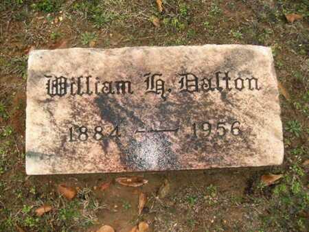 DALTON, WILLIAM H - Webster County, Louisiana | WILLIAM H DALTON - Louisiana Gravestone Photos
