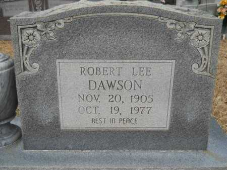 DAWSON, ROBERT LEE (CLOSE UP) - Webster County, Louisiana | ROBERT LEE (CLOSE UP) DAWSON - Louisiana Gravestone Photos