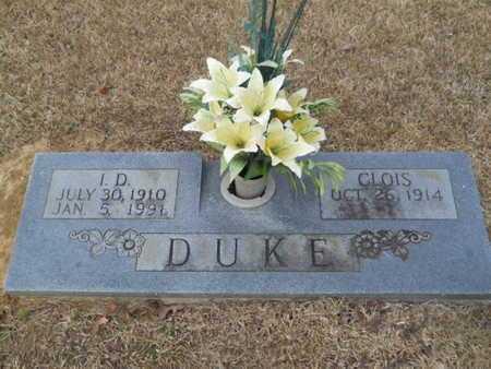 MOUSER DUKE, CLOIS - Webster County, Louisiana   CLOIS MOUSER DUKE - Louisiana Gravestone Photos
