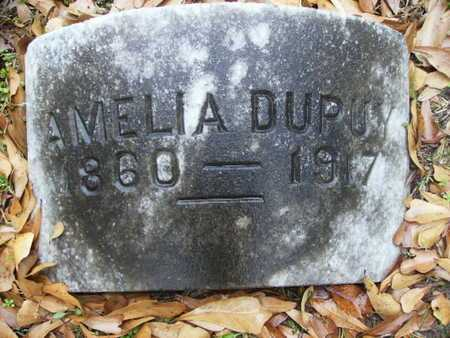 BERTHOULIN DUPUY, AMELIA - Webster County, Louisiana   AMELIA BERTHOULIN DUPUY - Louisiana Gravestone Photos
