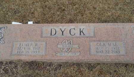 DYCK, OLA MAE - Webster County, Louisiana | OLA MAE DYCK - Louisiana Gravestone Photos