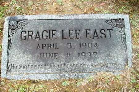 EAST, GRACIE LEE - Webster County, Louisiana | GRACIE LEE EAST - Louisiana Gravestone Photos