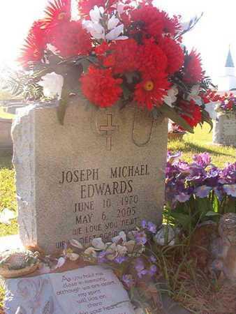 EDWARDS, JOSEPH MICHAEL - Webster County, Louisiana   JOSEPH MICHAEL EDWARDS - Louisiana Gravestone Photos